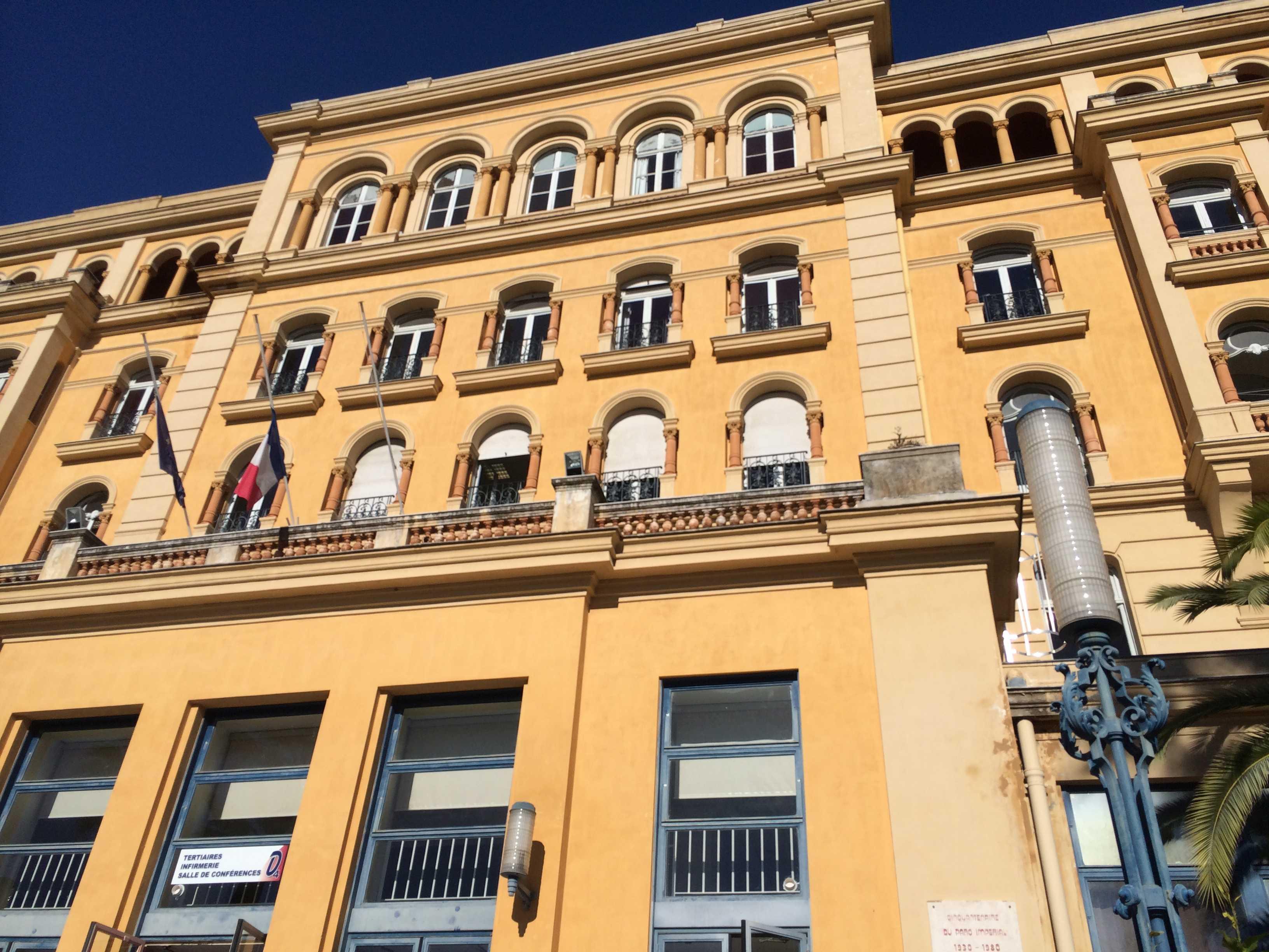 Collège du parc impérial de Nice